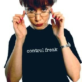 What Goes on Inside a Control Freak?