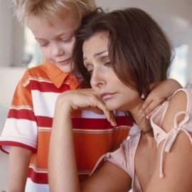 Sad-mom-and-son