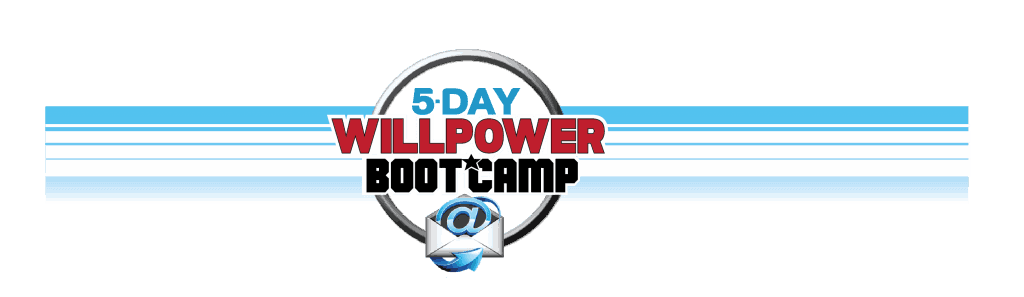 5-Day Willpower Boot Camp