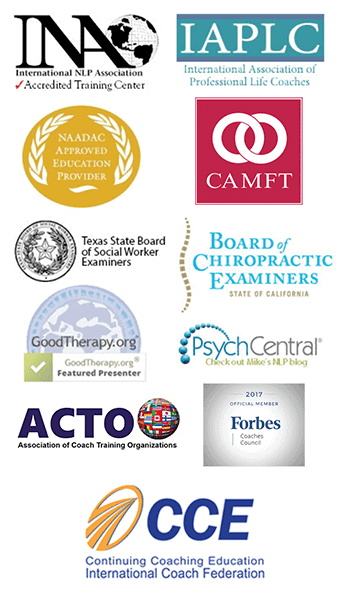 Life Coach Training Accreditations